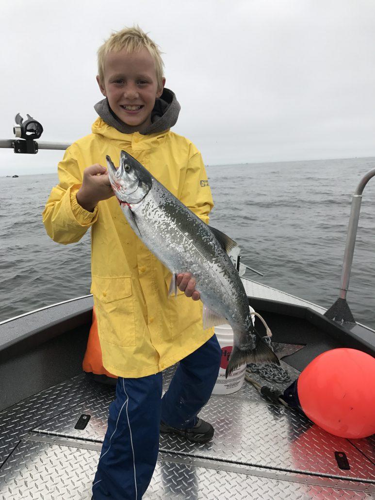 Tillamook Fishing Guides - Tillamook Bay Fishing Guides